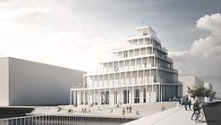 Winners Announced in Competition to Design Copenhagen's First New Church in 30 Years