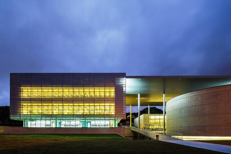 Biblioteca Brasiliana recebe o segundo lugar no Prêmio Oscar Niemeyer 2016, Biblioteca Brasiliana. Image © Nelson Kon