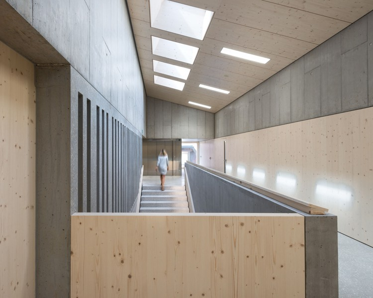 Collège Henchoz  / CCHE, © Rafael Rojas