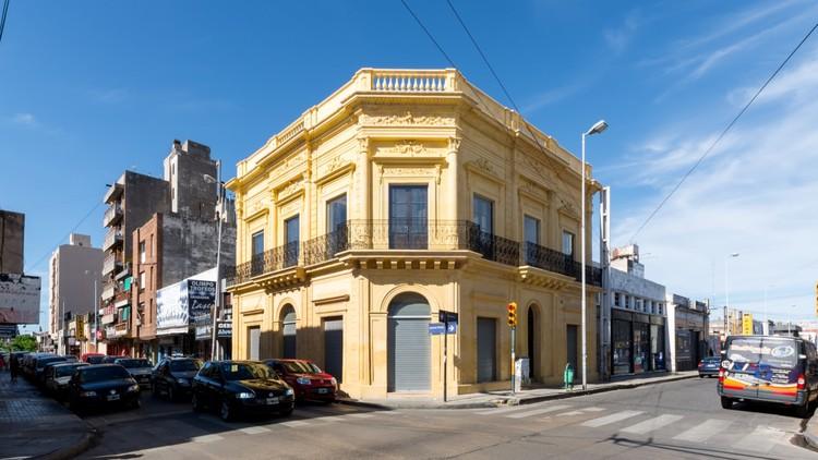 Recuperación Casa Italianizante  / Estudio Roganti, © Gonzalo Viramonte