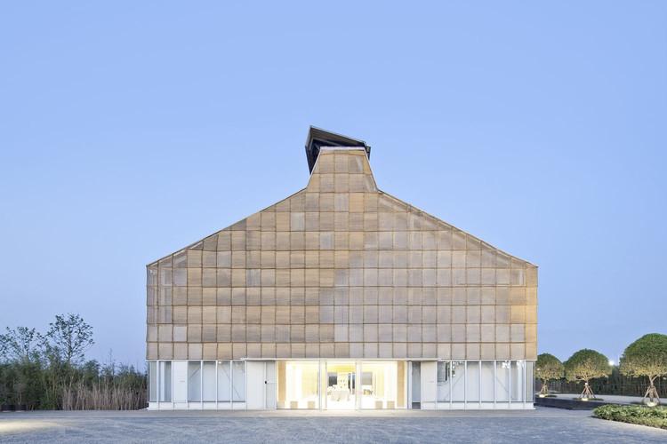 THE-Studio - Edifício no Parque de Inovação de Gui'an / SUP Atelier, © Zhi Xia
