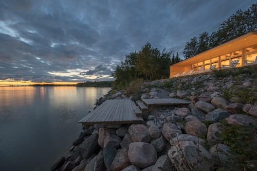 Beach House / Cibinel Architecture