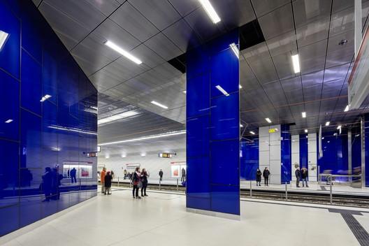 Wehrhahn-Line Düsseldorf / netzwerkarchitekten