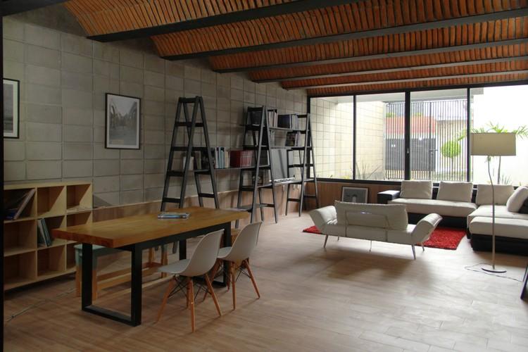 Casa Jardín / Apaloosa Estudio de Arquitectura y Diseño, © Carlos Berdejo Mandujano