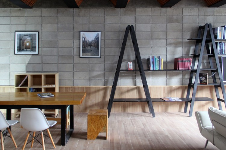 Casa jard n apaloosa estudio de arquitectura y dise o for Estudio de arquitectura y diseno