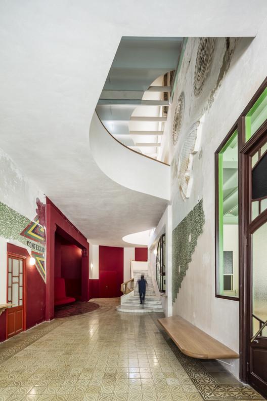 Sala Beckett / Flores & Prats, © Adrià Goula