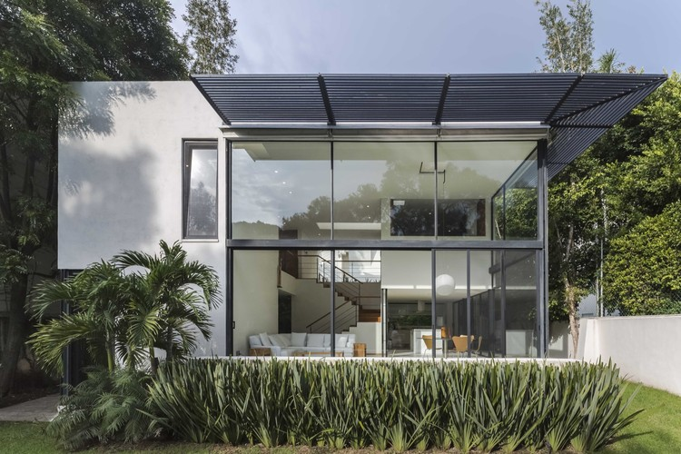 Casa Garza / estudio fi | arquitectos, © Onnis Luque