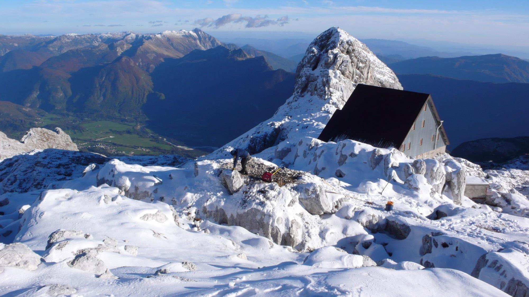 Galer a de caba a de invierno en mount kanin ofis arhitekti 25 - Cabana invierno ...