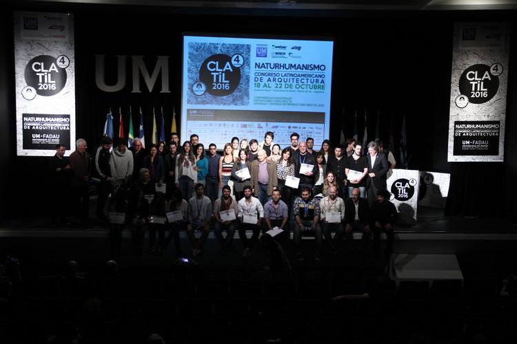 Naturhumanismo en el Congreso Latinoamericano de Arquitectura CLA-TIL 2016, Cortesía de Alejandro Borrachia