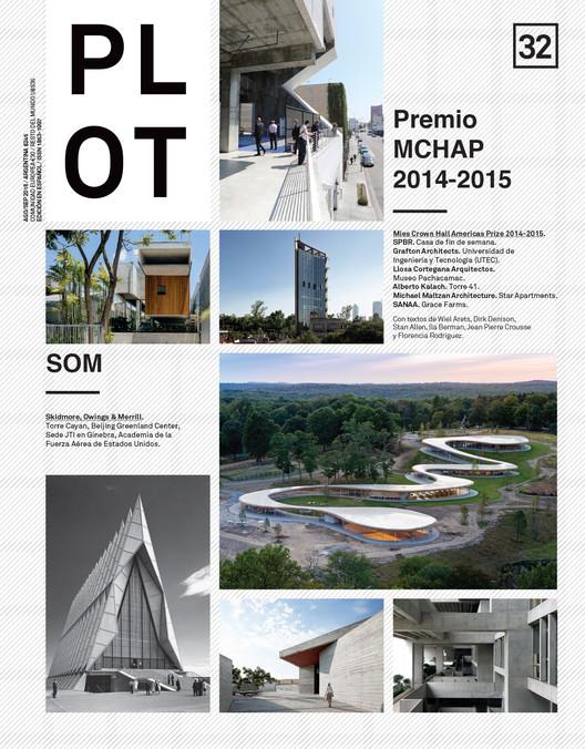 Revista PLOT #32, Cortesía de PLOT
