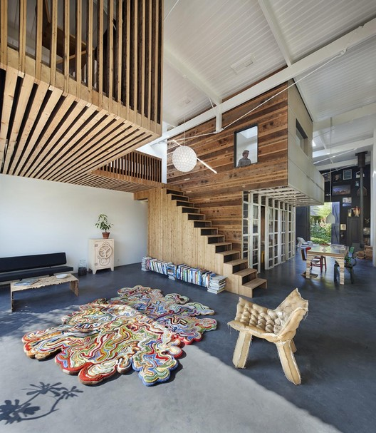 House of Rolf / Studio Rolf.fr + Niek Wagemans, © Christel Derksen & Rolf Bruggink