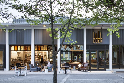 Sede KEXP / SkB Architects