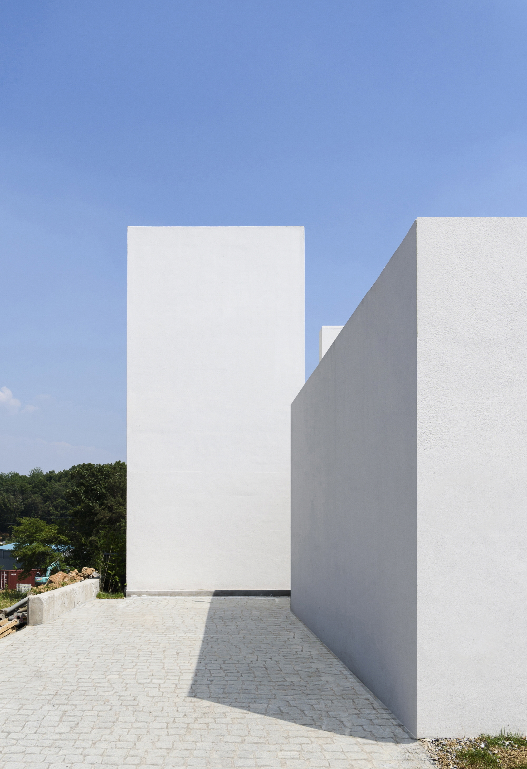 Lighthouse Residence Lee Jae Architects Archdaily