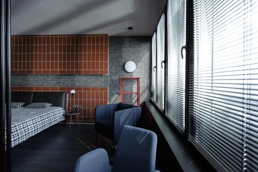 Renovación apartmentos Hires  / buro5