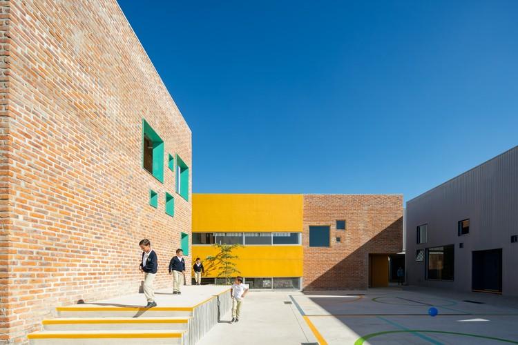 Taleny School  / Aro Estudio, © Lorena Darquea