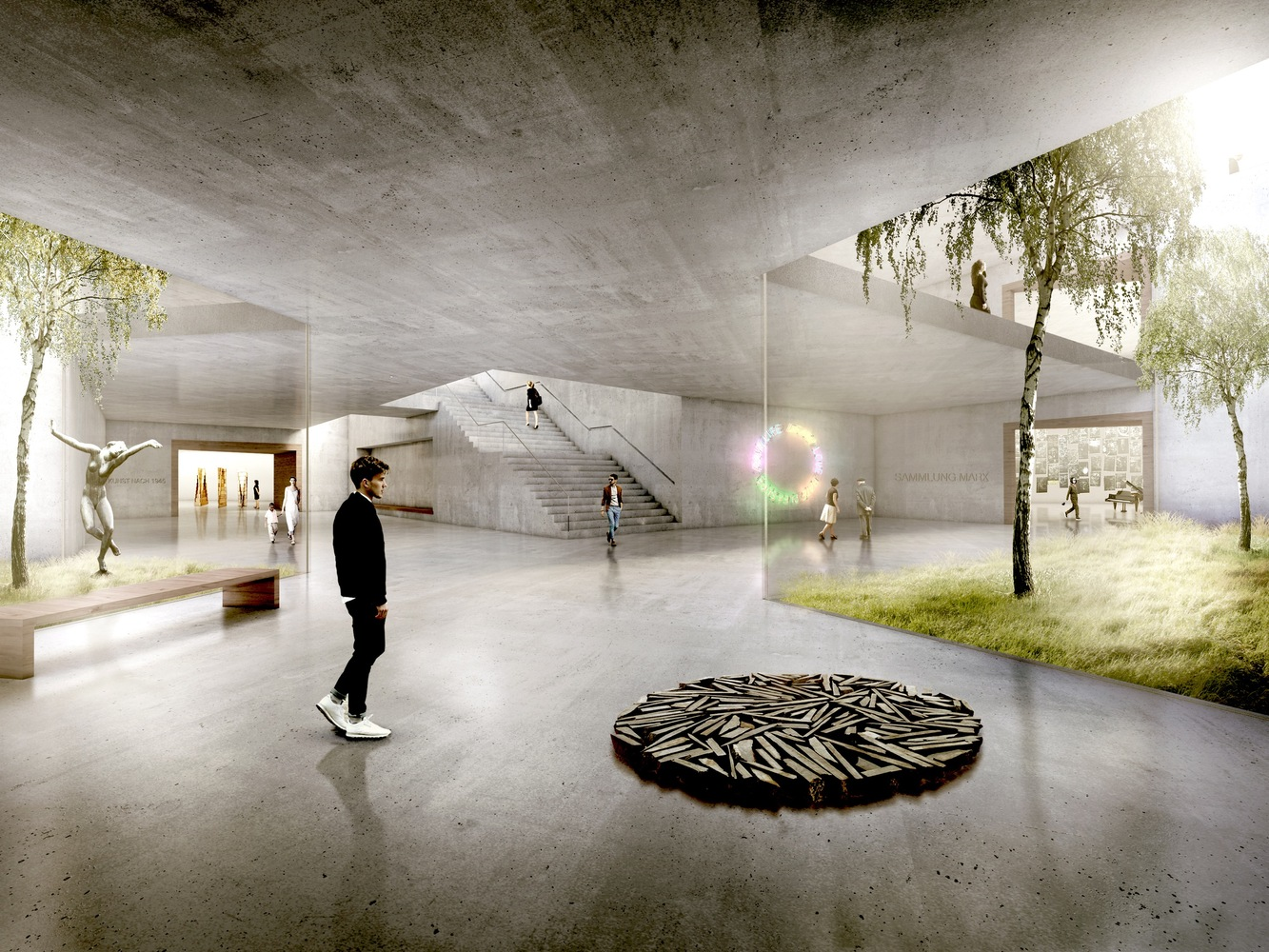 Gallery Of Oma Aires Mateus Staab Architekten Unveil Honorable