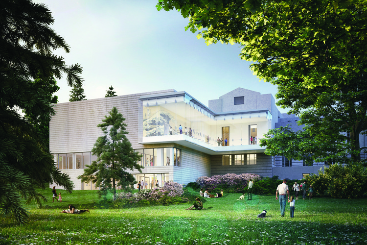 LMN Architects Reveal Expansion Design for the Seattle Asian Art Museum, Courtesy of LMN Architects