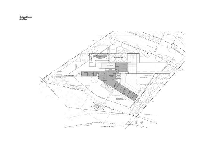 Oblique House / Studio B Architecture + Interiors   ArchDaily
