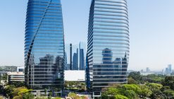 São Paulo Corporate Towers / Pelli Clarke Pelli Architects + aflalo/gasperini arquitetos