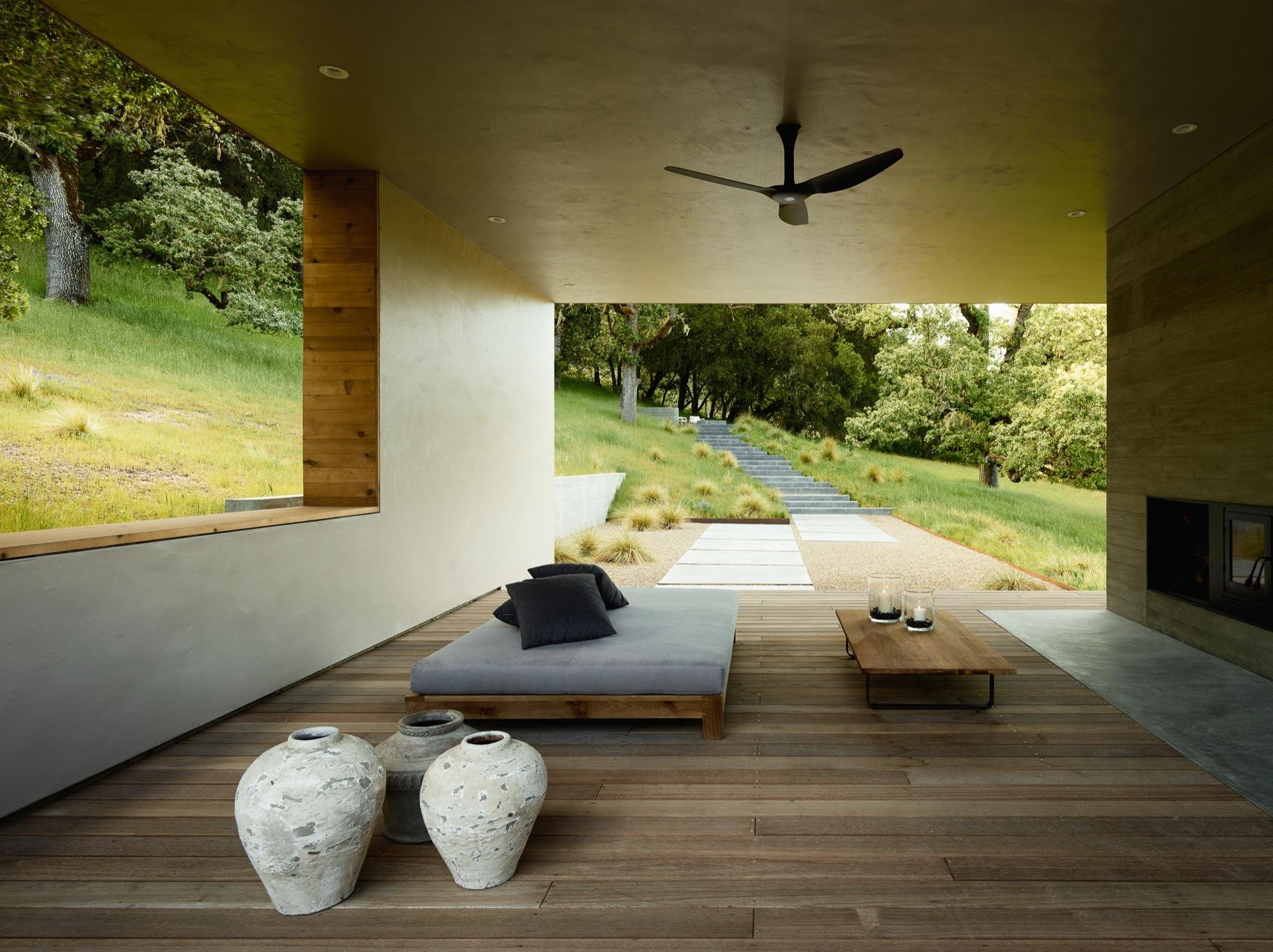 Gallery of carmel valley residence sagan piechota for Living de terraza easy