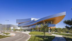 Auditorio Hancher / Pelli Clarke Pelli Architects