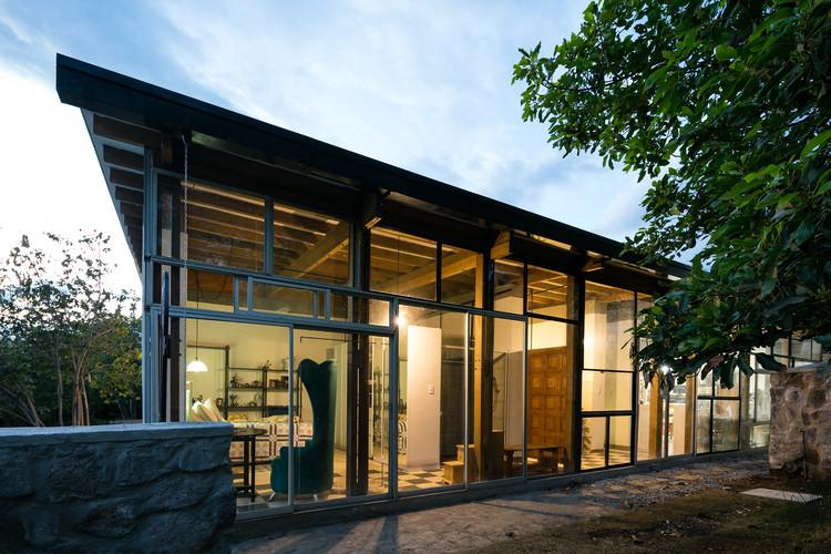 Residência PATCH / ESEcolectivo Arquitectos, © Lorena Darquea