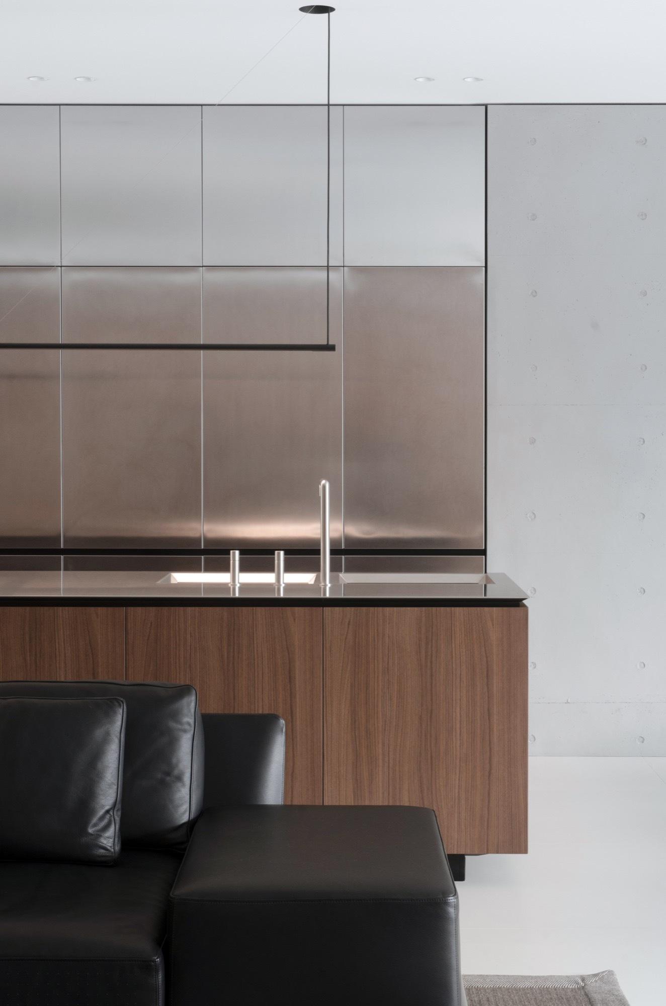 Galer a de casa piano line architects 6 for Casa piano sucursales