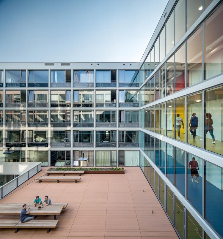 Nieuwdok NDSM / Moke Architecten, © Thijs Wolzak