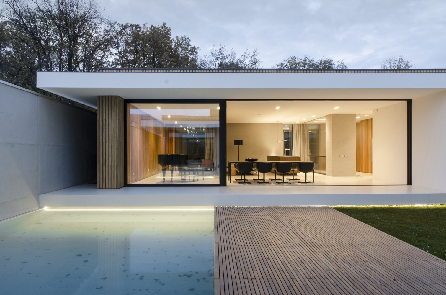 Excellent Gallery Of Piano House Line Architects 1 Download Free Architecture Designs Scobabritishbridgeorg