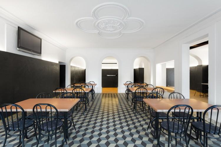 Club Académico de Fútbol de Oporto / Impare Arquitectura, © ITS – Ivo Tavares Studio