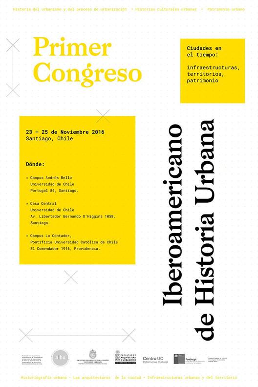 I Congreso Iberoamericano de Historia Urbana, Cortesía de Unknown