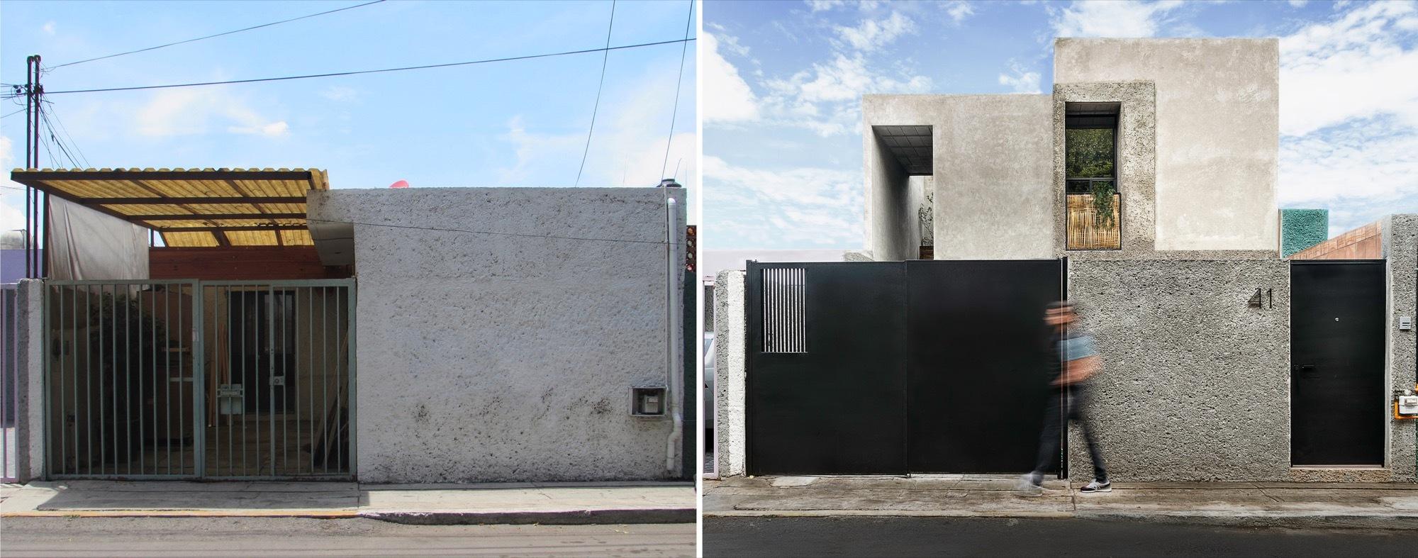 Gallery of casa estudio intersticial arquitectura 14 for Casa estudio arquitectura