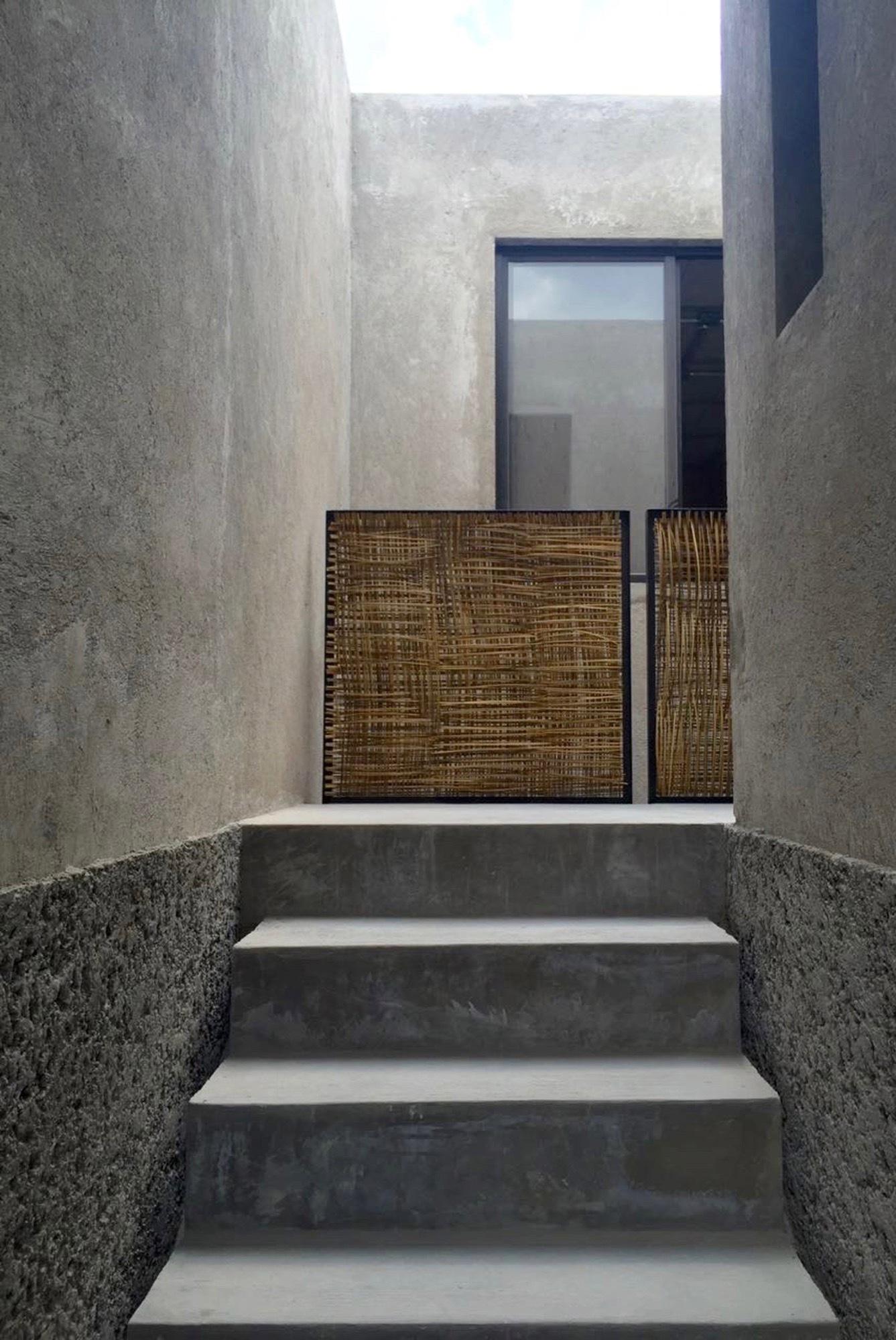 Galer a de casa estudio intersticial arquitectura 10 for Casa estudio arquitectura