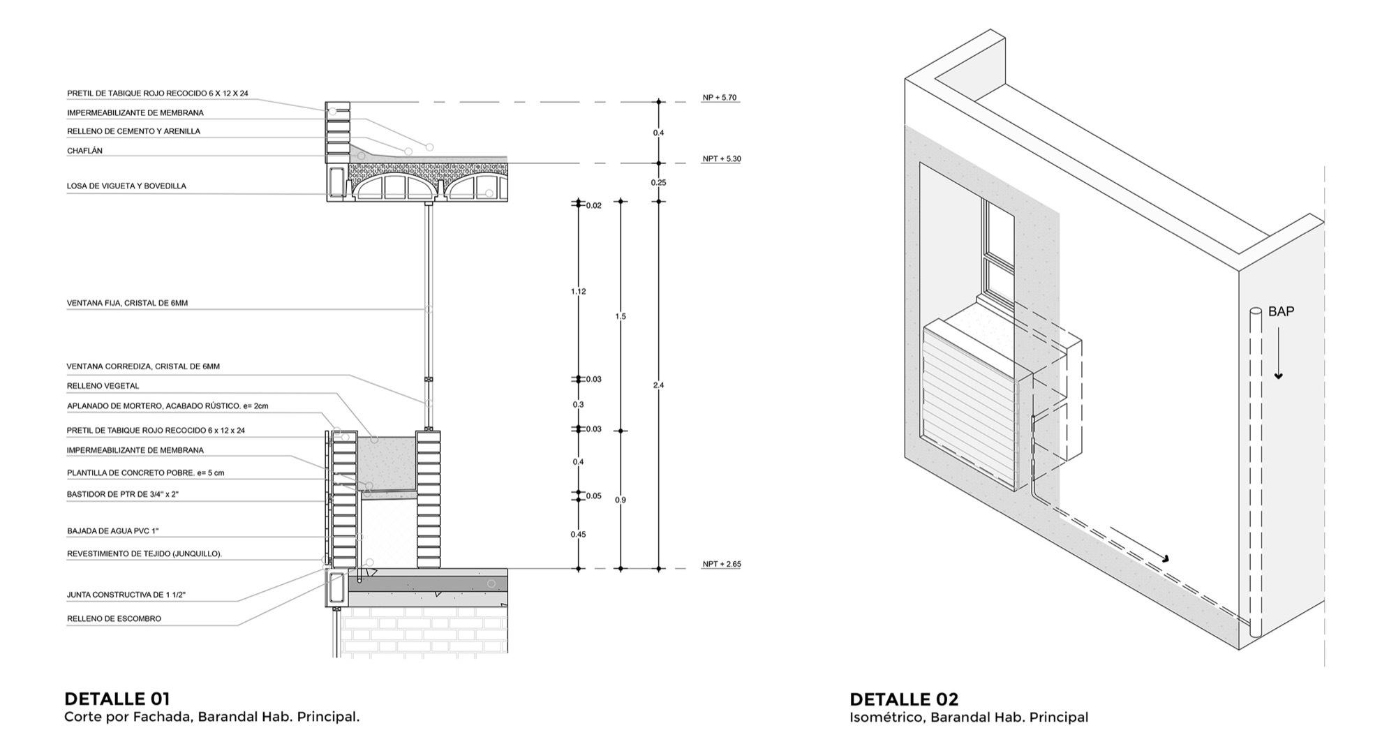 Gallery of casa estudio intersticial arquitectura 23 for Casa estudio arquitectura