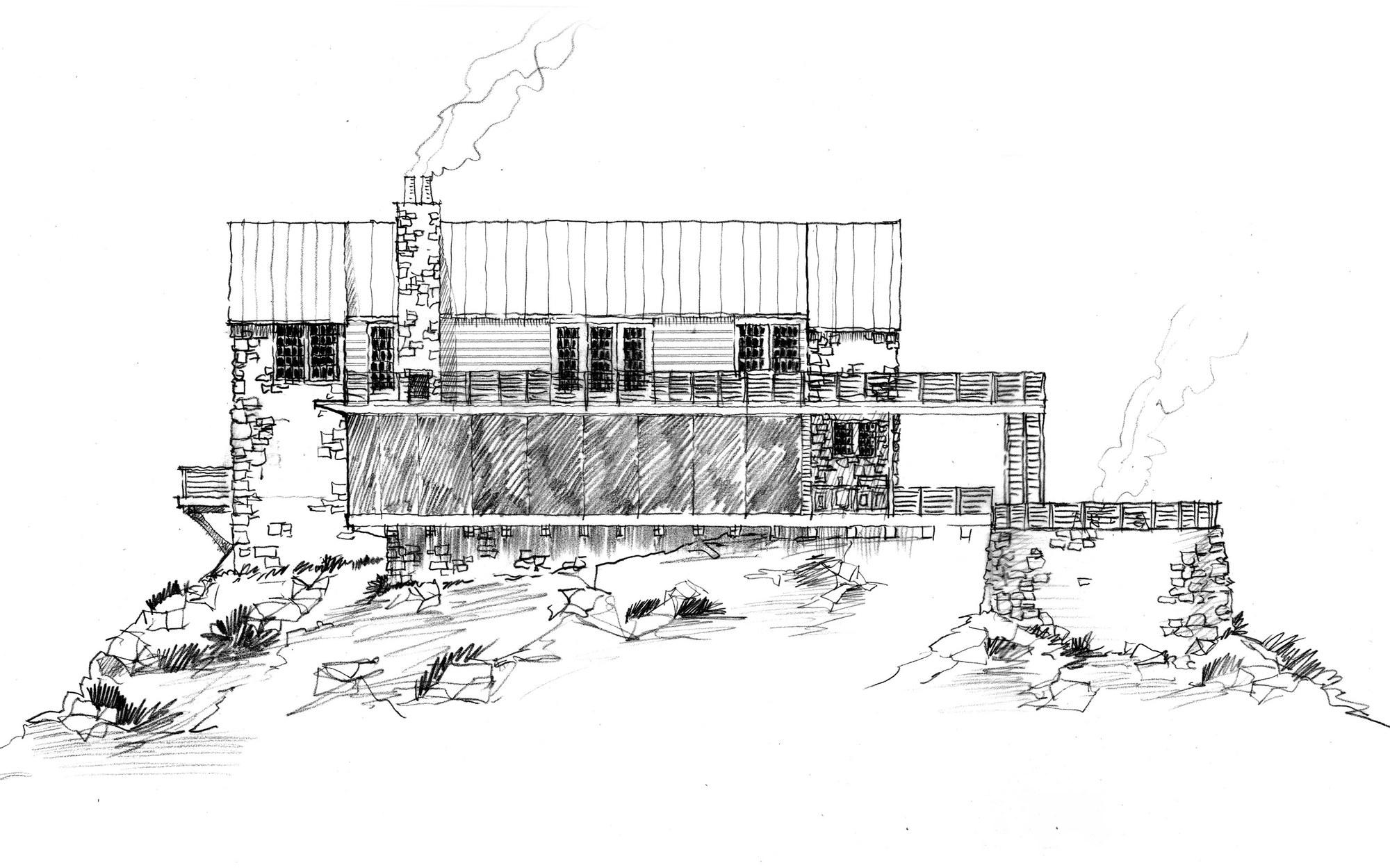 Modern Farmhouse Christopher Architecture Interiors
