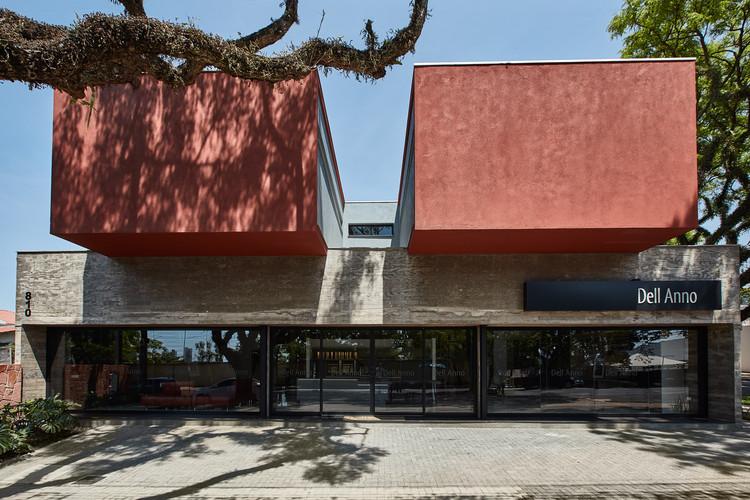 Loja Dellano / Une Arquitetura + Arqmais Arquitetura, © Bulla Jr.