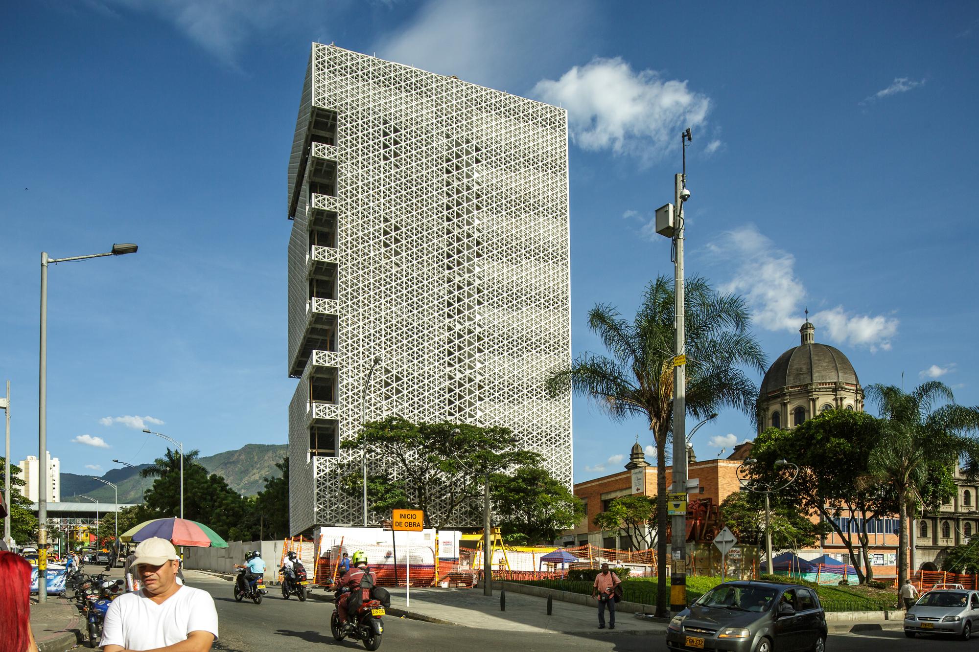 Nueva Sede De Empresa De Desarrolllo Urbano Edu Edu