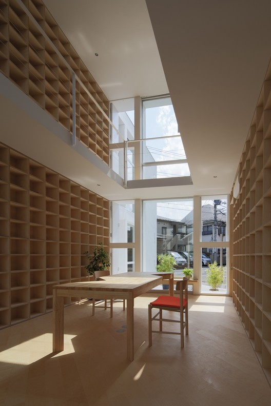 Casa com 30000 Livros / Takuro Yamamoto Architects, Cortesia de Takuro Yamamoto Architects