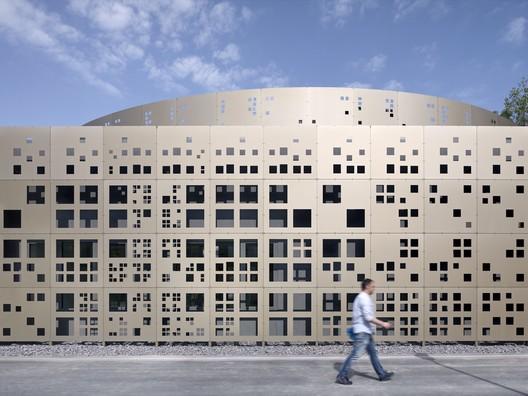New Laboratory Building for the Municipal Drainage Works / KSG Architekten