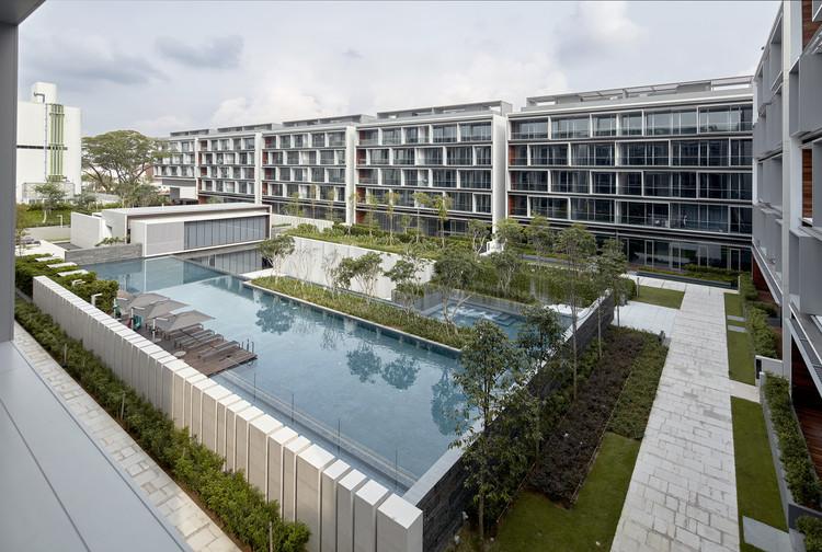 Parque Residencial Seletar / SCDA  Architects, © Aaron Pocock