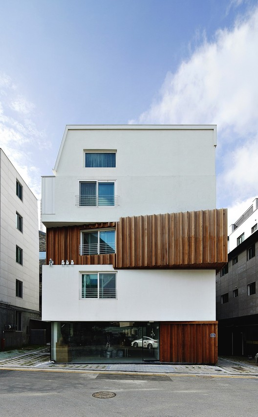 Happy House  / Yoon Space Design, Courtesy of Yoon Space Design