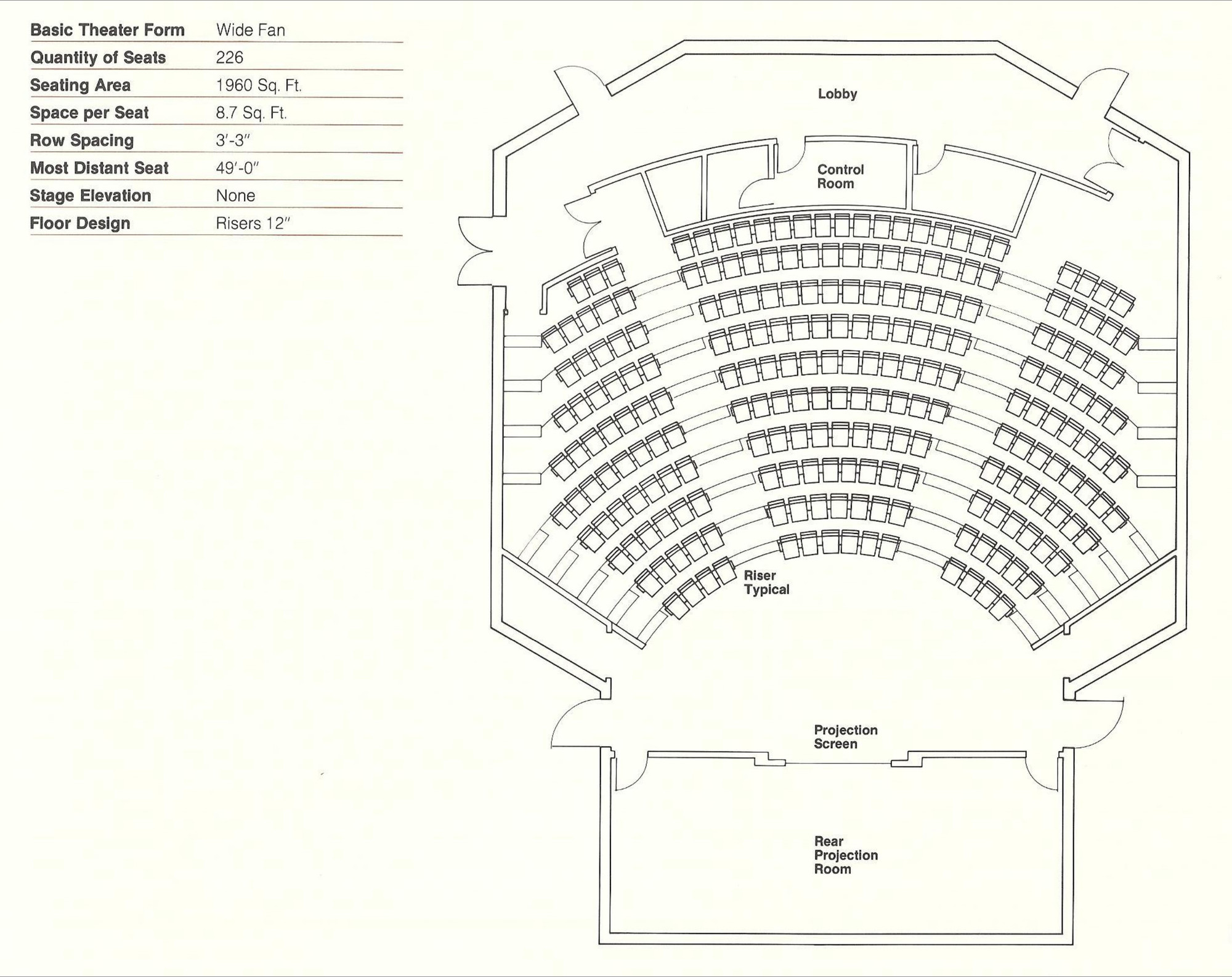 gallery of how to design theater seating  shown through 21