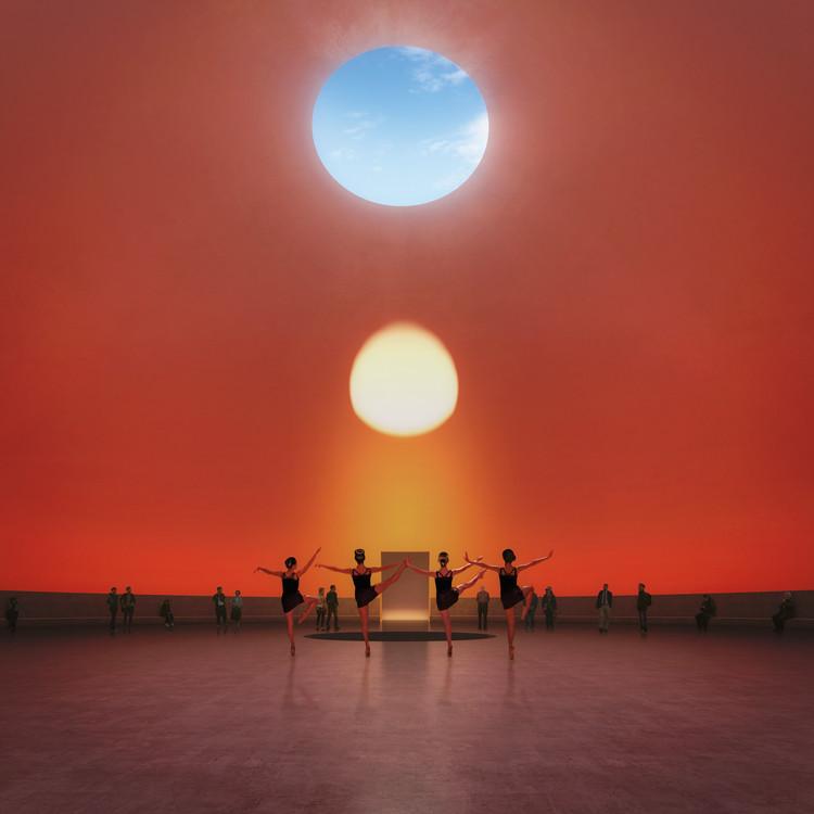 Expansión del ARoS Art Museum: SHL Architects y James Turrell levantarán un impresionante domo semi-subterráneo en Aarhus, Rising Sun. Image Cortesía de Schmidt Hammer Lassen Architects