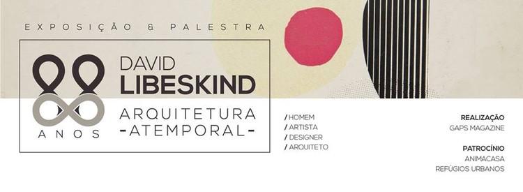 "Palestra Abertura ""Exposição 88 anos de David Libeskind"", Cortesia de Unknown"