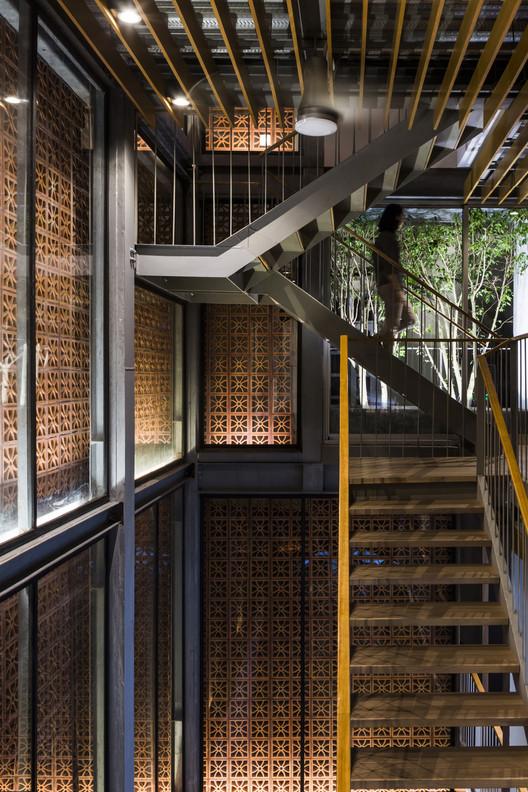 La Linterna / Vo Trong Nghia Architects, © Hiroyuki Oki