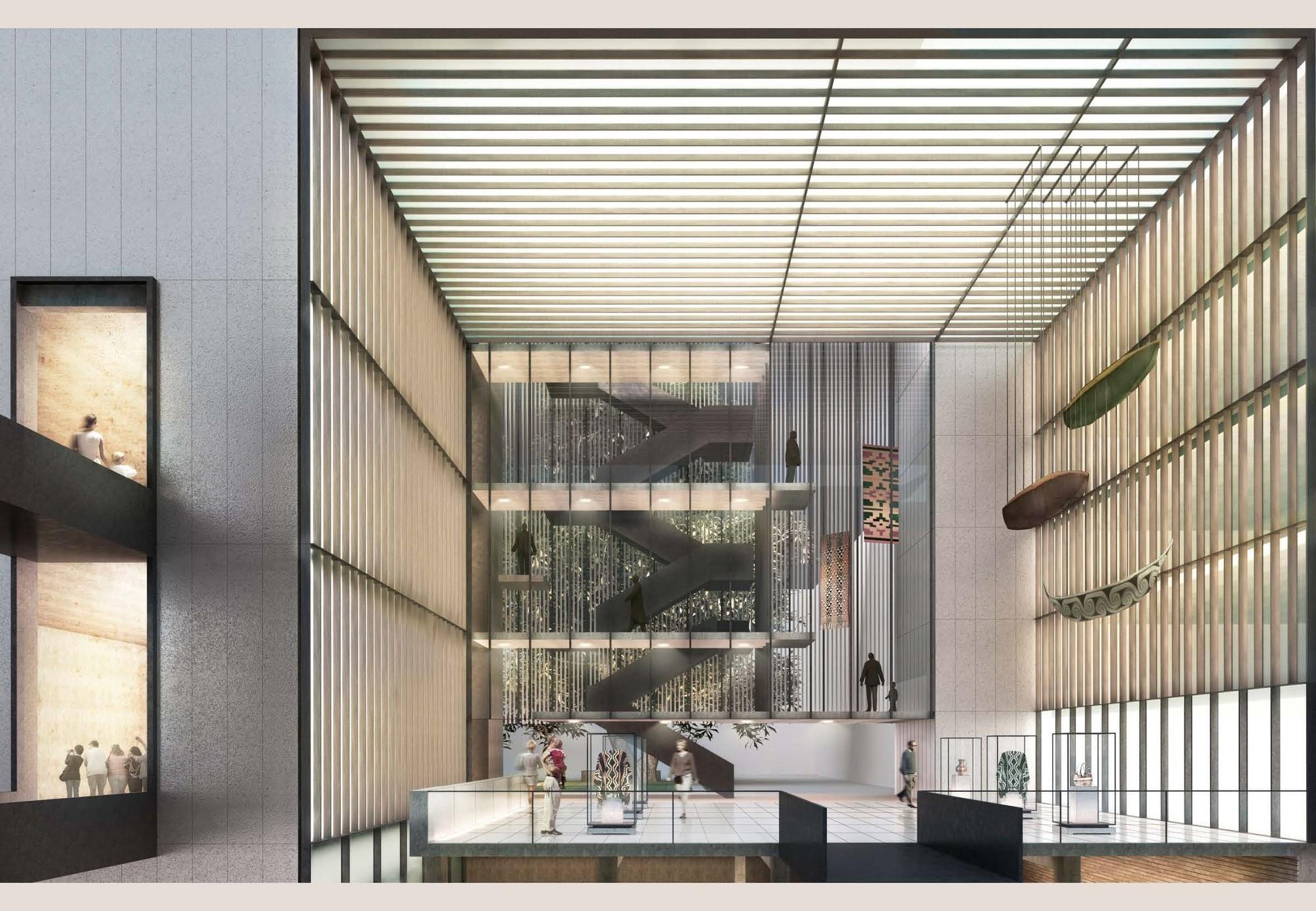 Galer a de concursos de arquitectura sin honorarios el for Honorarios arquitecto