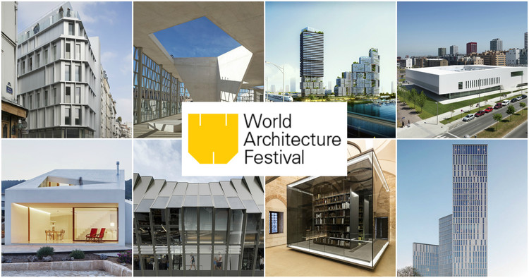 Anunciados os vencedores do primeiro dia do World Architecture Festival Awards 2016