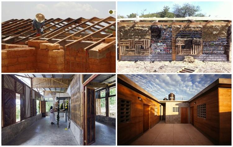 Viviendas construidas con adobe, bambú, paja y tapial fueron reconocidas en el pabellón de México en Venecia