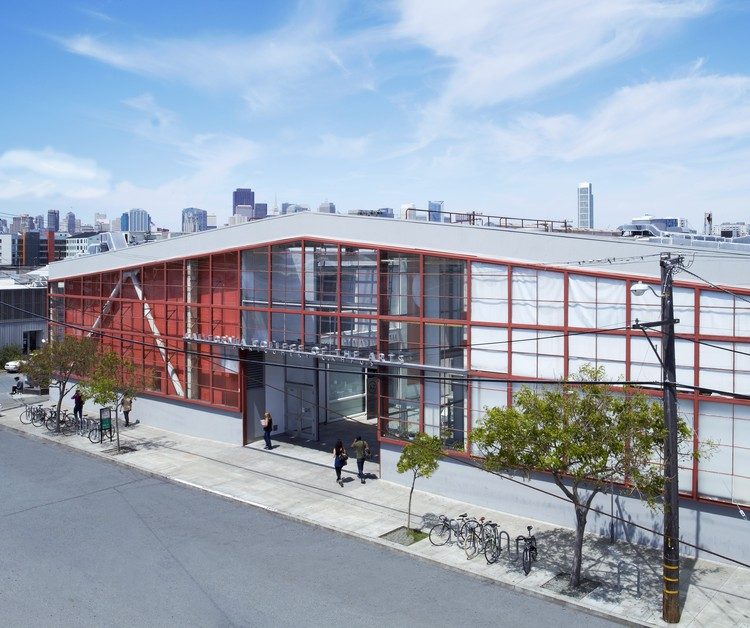 California College of the Arts Selects Studio Gang for New San Francisco Campus, Courtesy of California College of the Arts