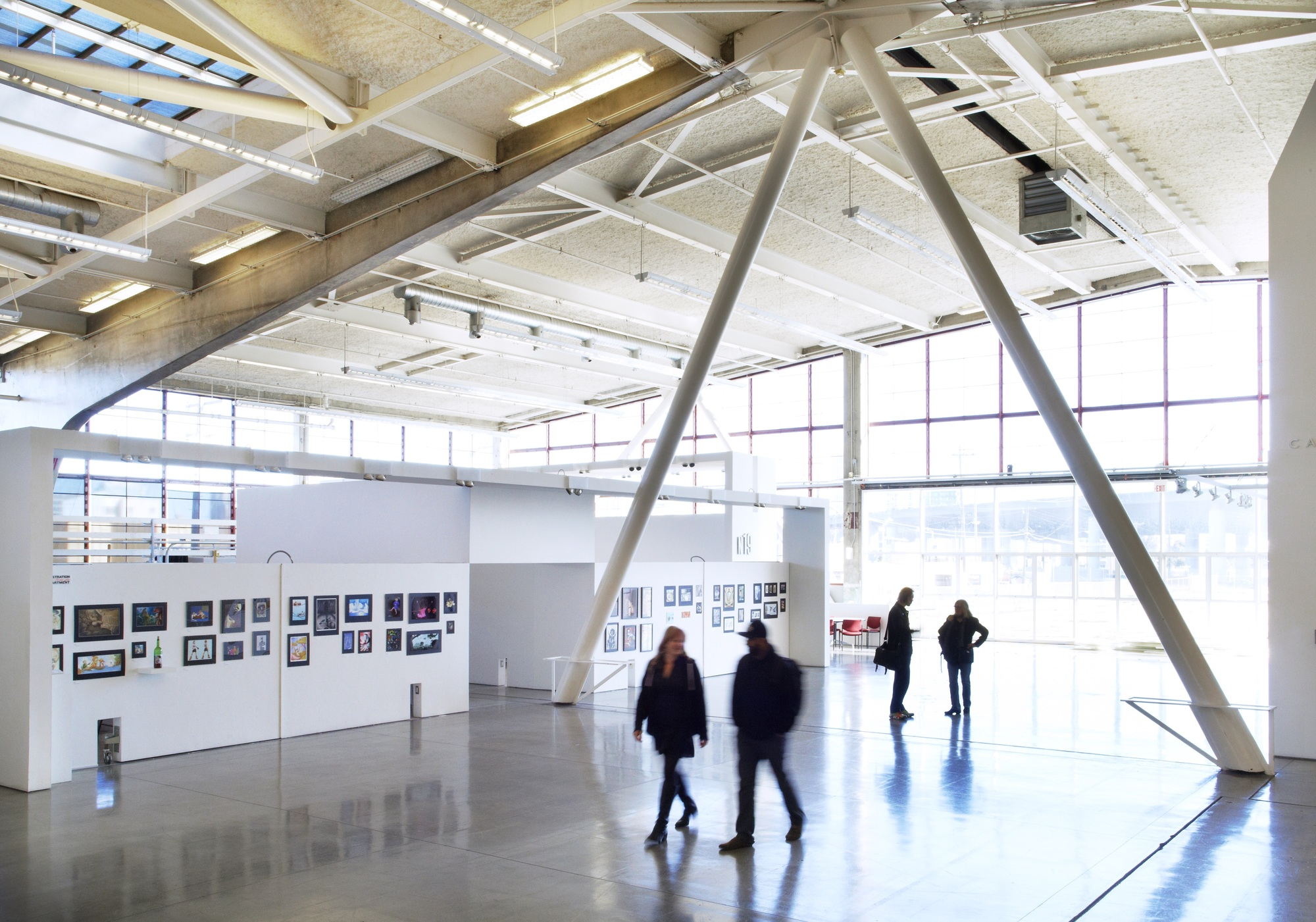 Colleges In California For Interior Design california college of the arts selects studio gang for new san